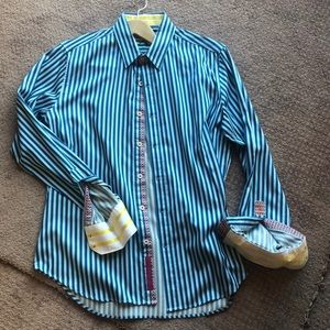 Robert graham men's tailored fit